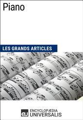 Piano: Les Grands Articles d'Universalis