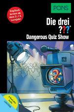 PONS Die drei ??? Fragezeichen Dangerous Quiz Show mit Audio