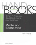 Handbook of Media Economics PDF