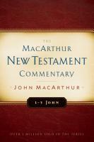 1 3 John MacArthur New Testament Commentary PDF