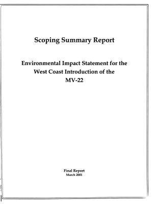 West Coast Basing of the MV 22 PDF