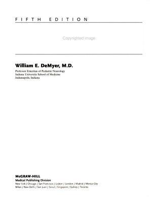 Technique of the Neurologic Examination PDF