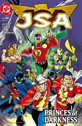 JSA (1999-) #50