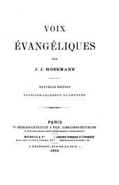 Voix évangéliques