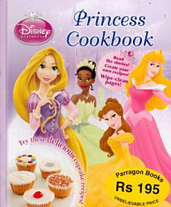 Princess Cookbook Book