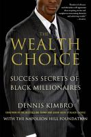The Wealth Choice PDF
