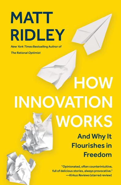 Download How Innovation Works Book