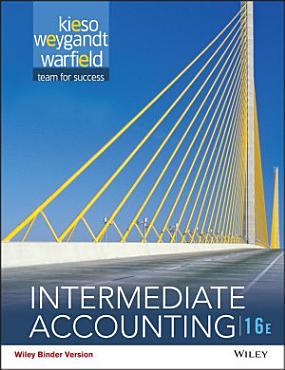 Intermediate Accounting  Binder Ready Version PDF