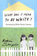 What Does it Mean to be White  Book