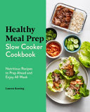 Healthy Meal Prep Slow Cooker Cookbook Book PDF
