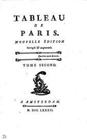 Tableau de Paris [by L.S. Mercier].