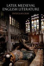 Later Medieval English Literature PDF