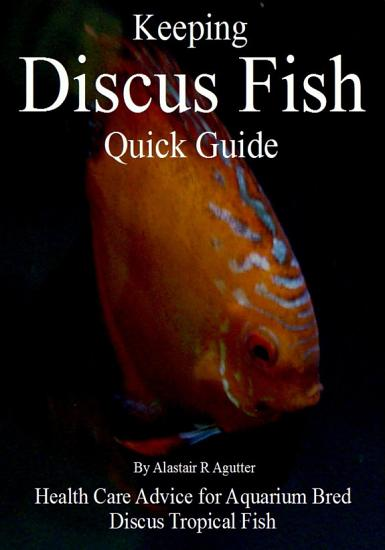 Keeping Discus Fish Quick Guide Book PDF