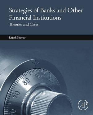 Strategies of Banks and Other Financial Institutions PDF