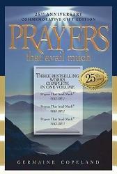 Prayers That Avail Much 25th Anniversary Commemorative Hardback