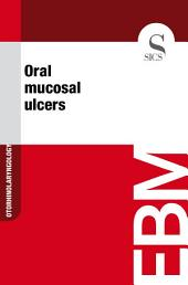Oral mucosal ulcers
