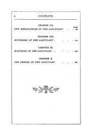 The sure mercies of David; or, God's dealings in the Sanctuary