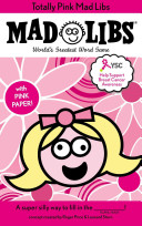 Totally Pink Mad Libs  Breast Cancer Awareness