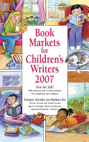Book Markets For Children S Writers 2007 Book PDF
