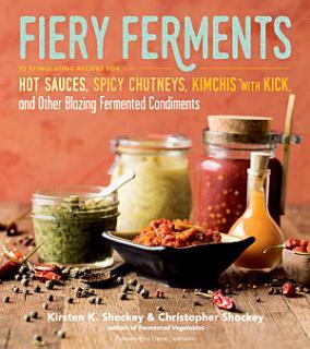 Fiery Ferments Book