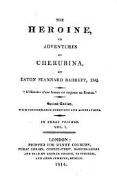 The heroine, or Adventures of Cherubina