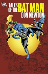 Tales of the Batman: Don Newton: Volume 1