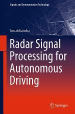 Radar Signal Processing for Autonomous Driving
