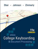 Gregg College Keyboarding   Document Processing  GDP   Lessons 1 120  main text PDF