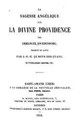 La sagesse angélique sur la divine providence