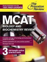 Mcat Biology And Biochemistry Review Book PDF