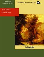 The Gold Bat (EasyRead Large Bold Edition)