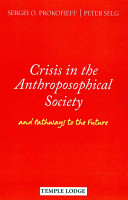 Crisis in the Anthroposophical Society PDF