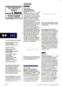 Naturwissenschaftliche Rundschau PDF