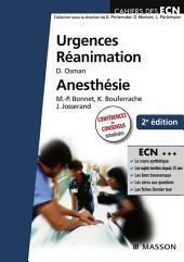 Urgences-Réanimation-Anesthésie: Édition 2