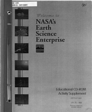 Welcome to NASA's Earth Science Enterprise