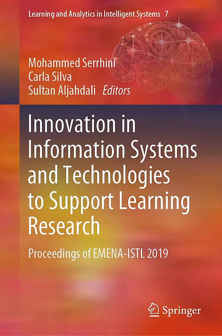 Innovation in Information Systems and Technologies to Support Learning Research