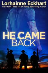 He Came Back: (Mystery, Thriller, Suspense)