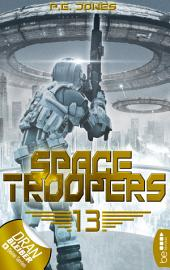 Space Troopers - Folge 13: Sturmfront