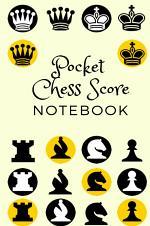 Pocket Chess Score Notebook