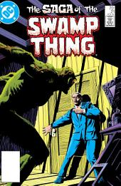 The Saga of the Swamp Thing (1982-) #21