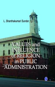 Values and Influence of Religion in Public Administration PDF