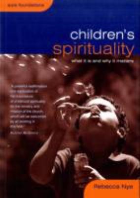 Children s Spirituality