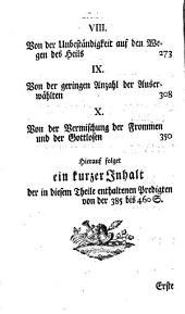 Fastenpredigten, welche vor dem Könige in Frankreich Ludwig dem Funfzehnten gehalten worden: Aus dem Französischen übersetzt, Band 3