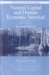 Natural Capital and Human Economic Survival, Second Edition: Edition 2