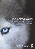 The Animal Mind PDF
