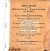 Dissertatio critica de loco Aristotelico in physikēs akroadeōs