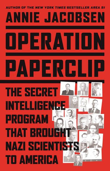 Download Operation Paperclip Book