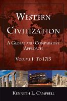 Western Civilization  A Global and Comparative Approach PDF