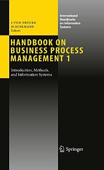 Handbook on Business Process Management 1 PDF