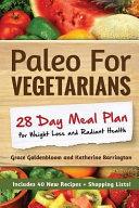 Paleo for Vegetarians
